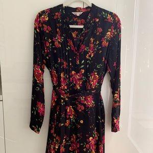 Nanette Lepore Floral Dress